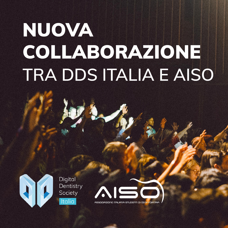 DDS collobora con AISO per la formazione dei membri sull'odontoiatria digitale